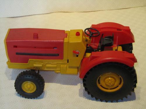 Piko traktor spielzeug ebay