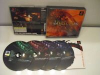THE LEGEND OF DRAGOON PS1 PSX JAP Japan COMPLETE