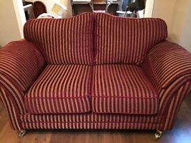 Sofa Sofa 3 piece suite, 3 seater, 2 seater & armchair (similar to Laura Ashley)