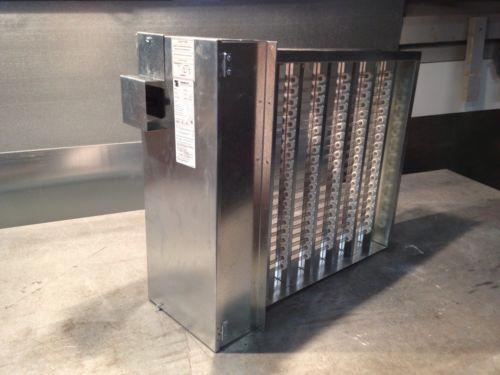 Electric Duct Heater Hvac Ebay