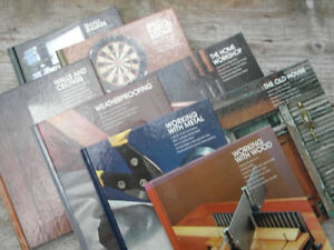 TIME LIFE  HOME REPAIR AND IMPROVEMENT BOOKS