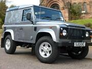 Land Rover Defender 90 Grey