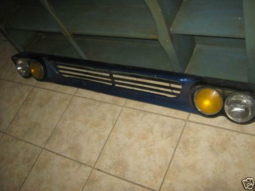 Truck Grill Guard >> 1960 Chevy Grill | eBay