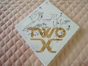 MBLAQ Autograph
