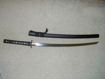 (Unsharpened Carbon Steel Iaito Practice Sword Katana 41
