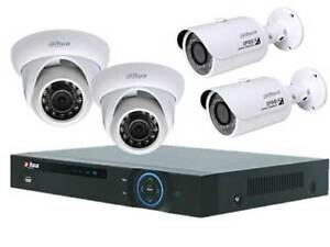 Security Cameras Systems Installation(Home and Business)