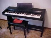 Used Electric Pianos