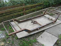 Reliant Trike Project Chassis & V5c Tax Exempt