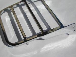 Used Heavy Duty Solid Luggage Rack for Yamaha V Star 650 1100