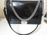 Chanel Patent Bag