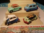 Kinder Egg Cars