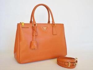 fa65dbb78bd1 Prada Saffiano Tote: Handbags & Purses   eBay