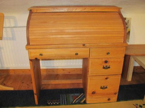 sekret r kiefer schreibtische computerm bel ebay. Black Bedroom Furniture Sets. Home Design Ideas