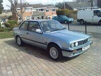 WANTED: BMW E30 316i coupe manual
