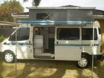 Custom built pop top campervan Magill Campbelltown Area Preview