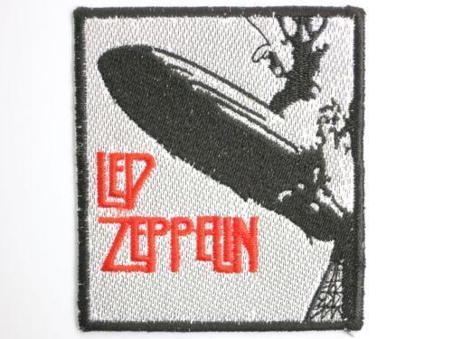 Led Zeppelin Patch Ebay