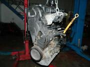VW Golf 1.4 Engine