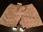 Burberry Trunks for Men without Modified Item