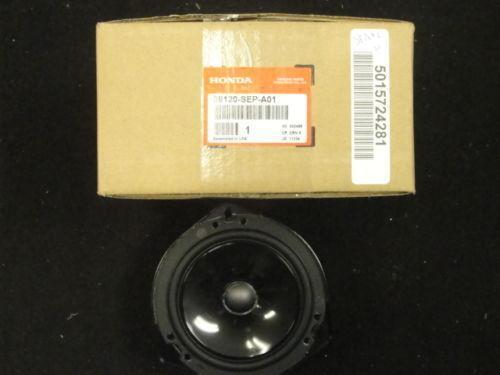 Acura Tl Speakers Ebay