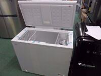 Chest Freezer Large White 198 Litres Suitable for Outbuildings L200CFW14