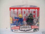 Super Hero Squad Invisible Woman