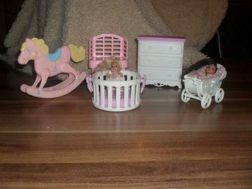 barbie kinderwagen ebay. Black Bedroom Furniture Sets. Home Design Ideas