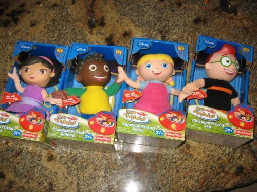 Little Einsteins Annie Doll Ebay
