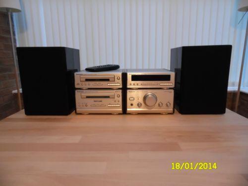 Technics Hd Home Audio Amp Hifi Separates Ebay