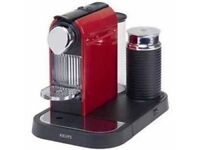 Nespresso CitiZ & Milk Coffee Machine - Cream