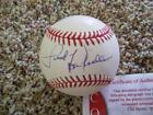 Lou Piniella Signed Baseball