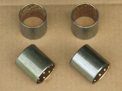 4 Front Axle Spindle Bushings For Ford 981 9n Dexta Golden Jubilee