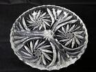 Plate American Brilliant Cut Glass
