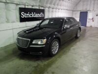 2012 CHRYSLER 300 LIMITED 3.6L