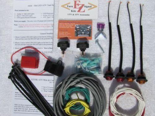 Utv Turn Signal Kit Ebay
