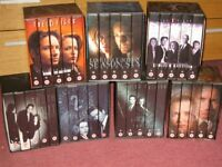 The X Files - Season 1 - 7 Limited Edition Box Sets