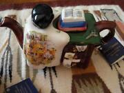 Tony Carter Teapot