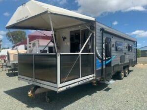 ROYAL FLAIR PIAZZA CARAVAN 23FT SKY DECK Tinana Fraser Coast Preview