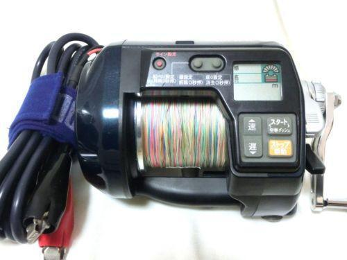 Deep fishing electric reel ebay for Electric fishing reels