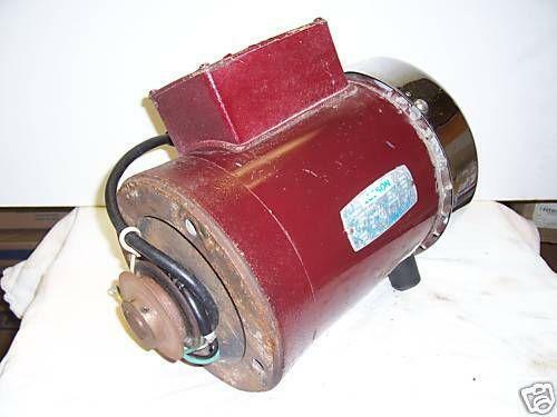 120 volt electric motor ebay for 120 volt ac motor