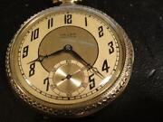Swiss 17 Jewel Pocket Watch