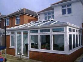 Windows, doors and conservatory roofs