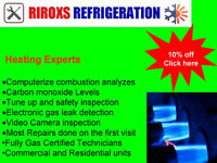 Heating Experts Furnace, Boilers, Fireplace repairs