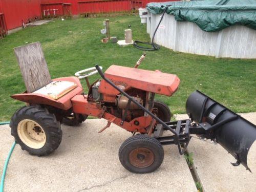 Lawn Mower Used : Used simplicity lawn mowers ebay