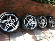 Porsche Turbo Wheels