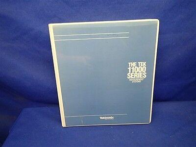 Tektronix 11801 Digital Sampling Oscilloscope Service Reference Manual