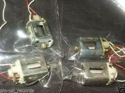 Slot Car Motors
