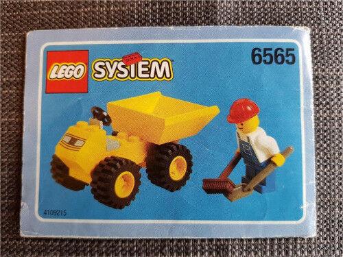 Lego 6565 Bauanleitung Muldenfahrzeug aus 1997 in Bayern - Harsdorf