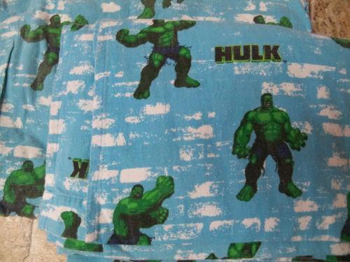 Hulk Bedding Ebay