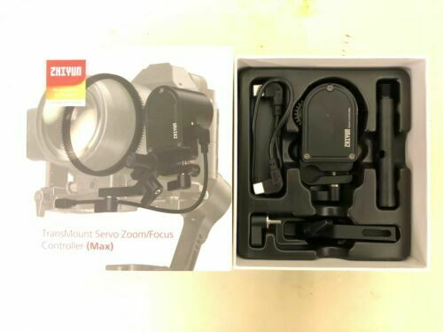 Zhiyun Servo Follow Focus /Zoom Controller Max for Weebill S ,Crane 3 LAB