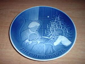 Piatto-porcellana-Copenhagen-Bing-amp-Grondahl-Natale-Christmas-1978-1-scelta